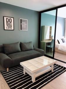 For RentCondoVipawadee, Don Mueang, Lak Si : For rent, Reach Phaholyothin 52, brand new room, near BTS Saphan Mai