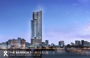 For SaleCondoRama3 (Riverside),Satupadit : Luxury Condo!! 20+ High Floor Near BTS Saphan Taksin - Menam Residences @7.99MB