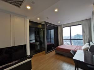 For SaleCondoSiam Paragon ,Chulalongkorn,Samyan : For sale, beautiful room, Ashton Chula, Silom stu, bedroom 26.26 sqm (furniture + appliances), beautiful view, Rata, only 6.39 mb mrt. Project cell 😀0626562896 (Ariyathat) 😃line: 0626562896.