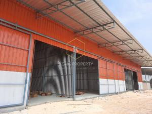 เช่าโกดังบางใหญ่ บางบัวทอง ไทรน้อย : ให้เช่า โกดัง/โรงงาน 180 - 260 ตร.ม. ย่านวัดต้นเชือก (ไทรน้อย-ศาลายา) อ.บางใหญ่ จ.นนทบุรี Warehouse / factory for rent, 180 - 260 sq.m., Ton Chueak area (Sai Noi - Salaya) Bang Yai District, Nonthaburi Province