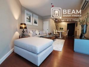 เช่าคอนโดพระราม 9 เพชรบุรีตัดใหม่ : BL017💖(DUPLEX) ** Belle Grand condominium ** 💖