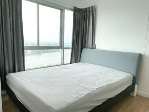 For RentCondoRattanathibet, Sanambinna : For rent, LPN Ville, Phibulsongkram, 36 sq.m., large room, fully furnished, 9,000 baht / month, negotiable