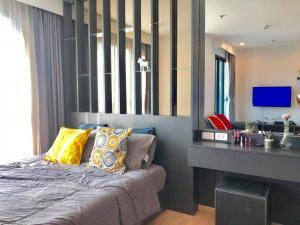 For RentCondoRamkhamhaeng, Hua Mak : For rent The Base Rama 9 - Ramkhamhang near Airport Link Ramkhamhaeng Price 9,000 baht