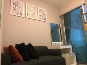 For RentCondoChengwatana, Muangthong : New arrival room, full set, very good value, real room, very beautiful