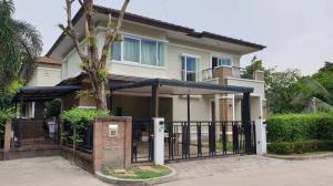 For SaleHouseRathburana, Suksawat : A.N - House for sale The Palazzo Rama 3-Suksawat area 112 sq m. 3 bedrooms, 3 bathrooms