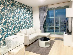 For RentCondoLadprao, Central Ladprao : Life @ Ladprao 18 fully furnished + City view (near MRT Lat Phrao, Big-C Extra Ladprao, The Bazaar Ratchada)
