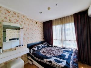For SaleCondoBangna, Lasalle, Bearing : TC-9061 Lumpini Mega City Bangna for sale, beautiful room, fully built-in furniture All electrical appliances are ready.