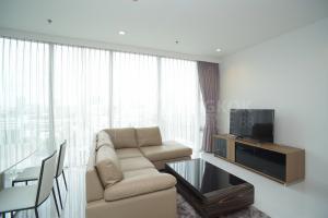 เช่าคอนโดสาทร นราธิวาส : Condo for Rent Nara 9 ห้องแต่งสวย เฟอร์ครบ วิวดี ไม่มีบล็อค ใกล้ BTS ช่องนนทรี  @39,000 THB/Month