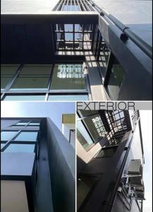เช่าตึกแถว อาคารพาณิชย์รัชดา ห้วยขวาง : ให้เช่า อาคาร 3 ชั้น Home Office คาเฟ่ co working space