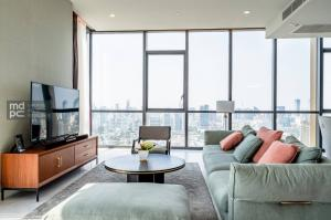 For SaleCondoSukhumvit, Asoke, Thonglor : For Sale! The Monument Thonglor 3 bed 4 bath / 252.61 Sq.m. (Good Price and Nice Location)