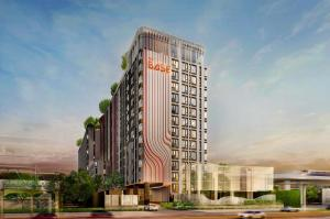 For SaleCondoVipawadee, Don Mueang, Lak Si : It has arrived! Promotion to launch the project THE BASE Saphanmai, the latest condo from Sansiri, located just 0 meters from BTS Sai Yud !!!