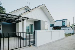 ขายบ้านเชียงใหม่-เชียงราย : ขายบ้านสร้างใหม่ 3นอน 2น้ำ 2จอดรถ 2.22ล้าน @สันทรายเชียงใหม่
