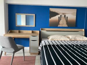 เช่าคอนโดพัฒนาการ ศรีนครินทร์ : Champ Condominium แชมป์ คอนโดมิเนียม