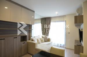 เช่าคอนโดราชเทวี พญาไท : Condo For Rent!! 2 ห้องนอน ห้องกว้าง แต่งสวย ทิศใต้ ติด BTS อนุสาวรีย์ชัย 100 เมตร ราคาสุดคุ้ม RHYTHM Rangnam @30,000 บาท/เดือน