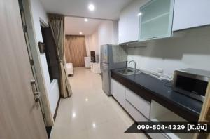 For RentCondoRama9, RCA, Petchaburi : Condo for rent, great value in the Supalai Premier Zone Asoke 34 sqm. Very convenient to travel.
