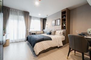 เช่าคอนโดพระราม 3 สาธุประดิษฐ์ : For Rent U Delight Residence Riverfront Rama 3 (51 sqm.)