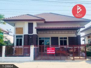 For SaleHouseSamrong, Samut Prakan : House for sale Kittinakorn Avenue Lad Wai Samut Prakan Free transfer fee