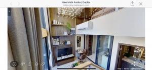 ขายคอนโดพระราม 9 เพชรบุรีตัดใหม่ : ขายขาดทุน คอนโด smart home !! Ideo mobi asoke (ไอดีโอ โมบิ อโศก) ถนนเพชรบุรี 1 bed Duplex 2 ชั้น 47.22 ตร.ม ชั้นสูง ราคา 6.99 ลบ. ฟรีเฟอร์ และค่าใช้จ่ายวันโอน