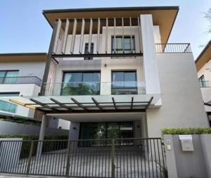 เช่าบ้านลาดกระบัง สุวรรณภูมิ : ให้เช่าบ้านเดี่ยว 3 ชั้น หมู่บ้าน เอคิว อาร์เบอร์ สวนหลวง ร.9 – พัฒนาการ ซอยเฉลิมพระเกียรติ ร9 ซอย 48 บ้านสวยมาก อยู่อาศัย หรือ เป็นสำนักงานจดบริษัทได้