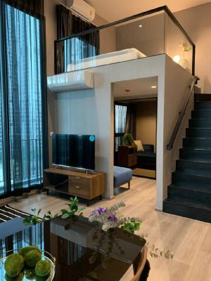 เช่าคอนโดสะพานควาย จตุจักร : ให้เช่าคอนโด‼The Reserve พหลฯ - ประดิพัทธ์ใกล้ BTS สะพานควาย 2 ห้องนอน Loft Style ห้องมุม ห้องสวย พร้อมอยู่ ราคาถูก
