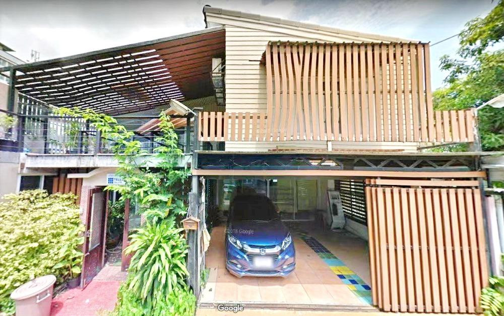 ขายบ้านพัฒนาการ ศรีนครินทร์ : 2913-A😊😍 For RENT&SELL ให้เช่า&ขาย บ้านเดี่ยว 2 ชั้น,🚪5 ห้องนอน🏢หมู่บ้านเสรี ซ.11 ถ.ศรีนครินทร์🔔พื้นที่บ้าน:63.00ตร.วา💲เช่า:28,000฿💲ขาย:12,500,000฿📞O99-5919653✅LineID:@sureresidence