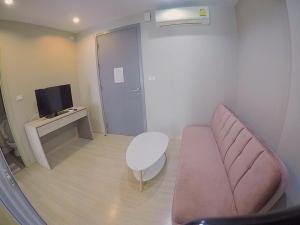 For RentCondoRamkhamhaeng, Hua Mak : For rent The Base Rama 9-Ramkhamhaeng, beautiful room, fully furnished, near ARL Ramkhamhaeng