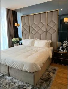 For RentCondoWitthayu, Chidlom, Langsuan, Ploenchit : +++ Urgent rent +++ Noble Ploenchit *** 1 bedroom, 45 sq m, fully furnished, ready to move in.