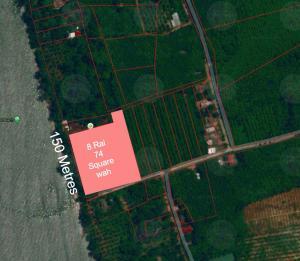 ขายที่ดินกระบี่ : Beach front land opportunity in Krabi