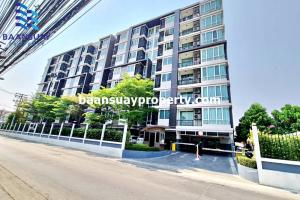For RentCondoVipawadee, Don Mueang, Lak Si : Condo for rent Sucharee Life Laksi-Chaengwattana Ready to move in