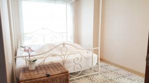 ขายคอนโดอ่อนนุช อุดมสุข : ขาย/ให้เช่า The Base สุขุมวิท 77 2 ห้องนอน แต่งสวย ราคา 22,000 บาท/เดือน