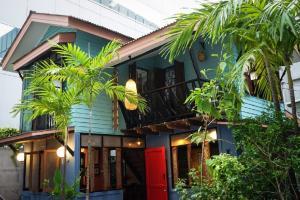 For RentHouseRama3 (Riverside),Satupadit : House for rent in Rama 3.