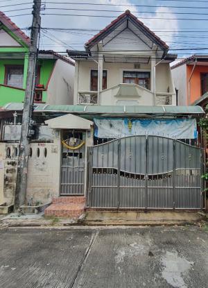 For SaleHousePinklao, Charansanitwong : 3,200,000 million Urgent sale!! 📣📣📣 Ready house near BTS Bang Wa 🚉 🚖 Im Amphon Village 2 🏠⛄