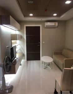 For RentCondoSamrong, Samut Prakan : For rent (For Rent) Metropolis Samrong, beautiful room, fully furnished.