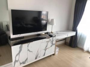 For RentCondoRama9, RCA, Petchaburi : Condo for rent, beautiful room, ready to move in Electrical appliances Supalai Veranda Rama 9 30 sq m. Ready to visit.