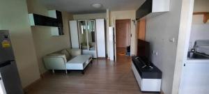 For RentCondoRama9, RCA, Petchaburi : SK01756 For rent Garden Asoke - Rama 9 (Garden Asoke - Rama 9) ** MRT Rama 9 **.