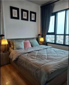 เช่าคอนโดลาดพร้าว เซ็นทรัลลาดพร้าว : For Rent Chapter One Midtown ลาดพร้าว 24ใกล้ MRT ลาดพร้าว @JST Property.