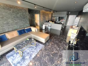 For SaleCondoSathorn, Narathiwat : Suite 96 sq m, 2 Bed 2 Bath @Sathorn Garden