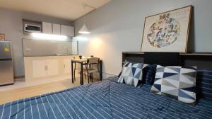เช่าคอนโดแจ้งวัฒนะ เมืองทอง : ป๊อปปูล่าคอนโด อาคารเมืองทอง📍อาคารเมืองทองP2 ชั้น8 (ห้อง8/31) วิวในตึก ราคาเช่า 4,700บาท/เดือน(รวมค่าส่วนกลาง)