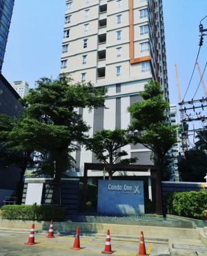 For RentCondoSukhumvit, Asoke, Thonglor : Condo for rent: Condo One X Sukhumvit 26, Studio Room - 7 floor 35 sqm