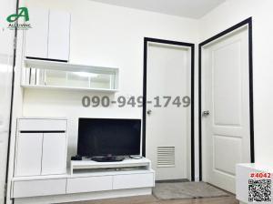 For RentCondoOnnut, Udomsuk : Condo for rent: i Condo Sukhumvit 103 i Condo Sukhumvit 103 beautiful room, fully furnished.