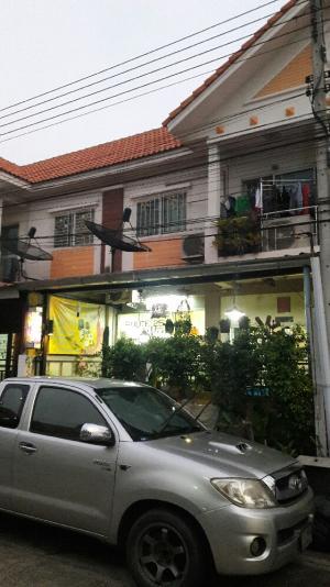 For SaleTownhouseMahachai Samut Sakhon : 2 storey townhouse for sale Niraville Plus Village