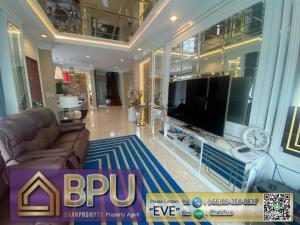 For RentHouseRama9, RCA, Petchaburi : **5 bedrooms detached house for SALE/RENT** Grand Bangkok Boulevard Rama 9 - Srinakarin