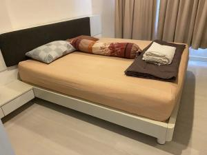 For SaleCondoRatchadapisek, Huaikwang, Suttisan : ✅ Sell The Room Ratchada - Ladprao, near MRT, size 60 sq m, complete with furniture and electrical appliances ✅