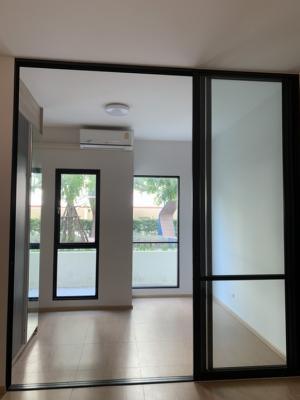 For SaleCondoBangna, Lasalle, Bearing : Condo for sale, resort style, unio sukhumvit 72 (Unio Sukhumvit 72) BTS Bearing, 1 bedroom, 36.56 sq m, Building B, price 2.45 MB.