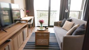 เช่าคอนโดอ่อนนุช อุดมสุข : 💥 KAWA HAUS for rent 💥 สุขุมวิท77เฟอร์นิเจอร์ครบ วิวสวย (ห้องใหม่)