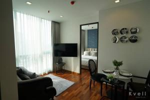 For RentCondoRatchathewi,Phayathai : One Bedroom Condo with Private Lift at Wish Signature Midtown Siam