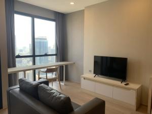 เช่าคอนโดสยาม จุฬา สามย่าน : เช่า Ashton Chula-Silom 1ห้องนอน ชั้น42  23,000บาท