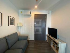 For RentCondoOnnut, Udomsuk : For Rent The BASE Park East Sukhumvit 77 (26 sqm.)