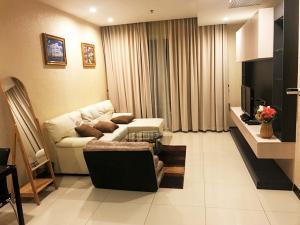 For RentCondoNana, North Nana,Sukhumvit13, Soi Nana : Condo The Prime Sukhumvit 11 @BTS Nana 47 sq.m 1Bed 21st floor Nice View, Facing North, Fully furnished