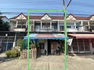 ขายทาวน์เฮ้าส์/ทาวน์โฮมราชบุรี : ขายทาวน์เฮ้าส์ 2 ชั้น 3 ห้องนอน 2 ห้องน้ำ 1 ห้องโถงใหญ่ 1 ที่จอดรถ